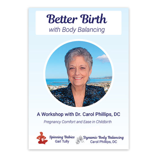 Better Birth with Body Balancing Streaming