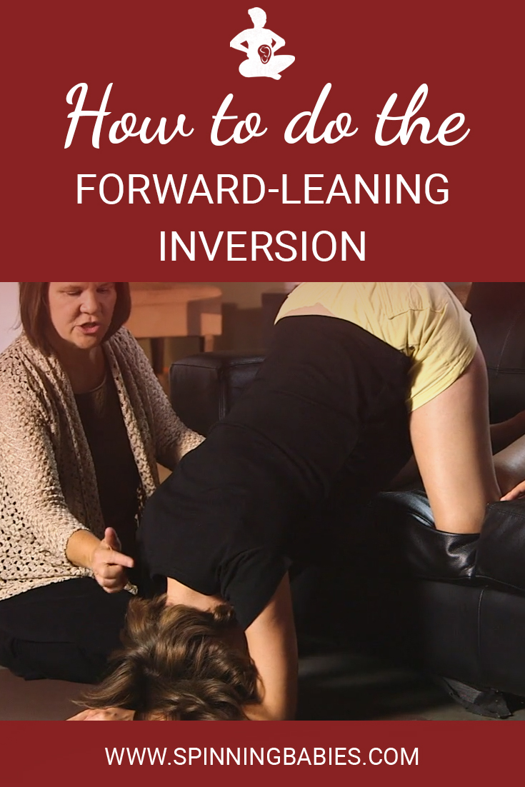 How to do the Forward-Leaning Inversion